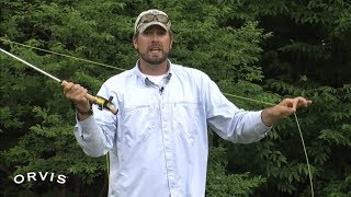 ORVIS Fly Casting Lessons The Double Haul