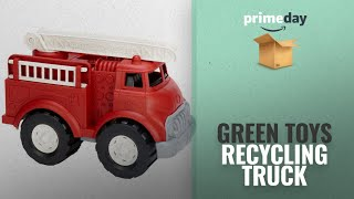 Green Toys Recycling Truck | Amazon Prime Day 2018