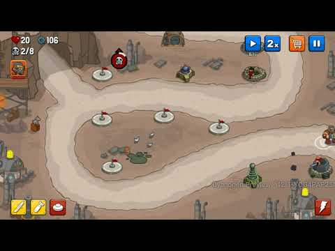 Island Defense - level 1-3 tower defense game |