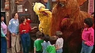 Sesame Street - Snuffy Revealed - (FULL, 1985)