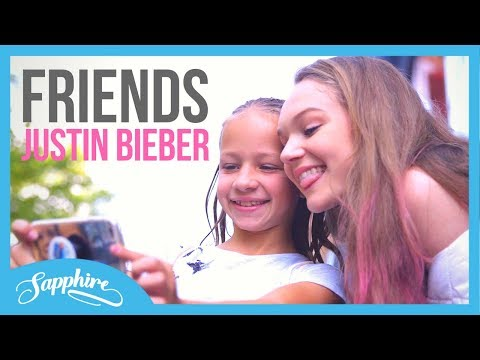 Friends - Justin Bieber ft. Bloodpop | Sapphire Cover