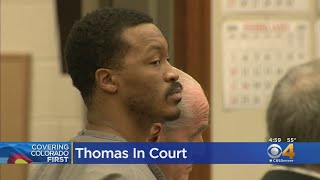 Former Bronco Demaryius Thomas Appears In Court