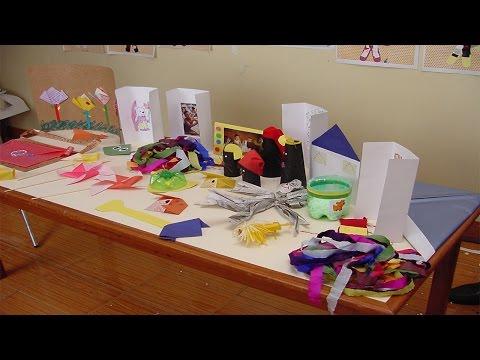 Clique e veja o vídeo Curso Confecção de Brinquedos Pedagógicos com Sucata e Dobradura - Cata-vento