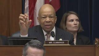 Congressman Erupts At Secret Service Hearing