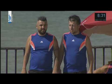 Alfa  Lebanese Beach Soccer Championship 2016 - Lebanese Army v/s Kfarmelki