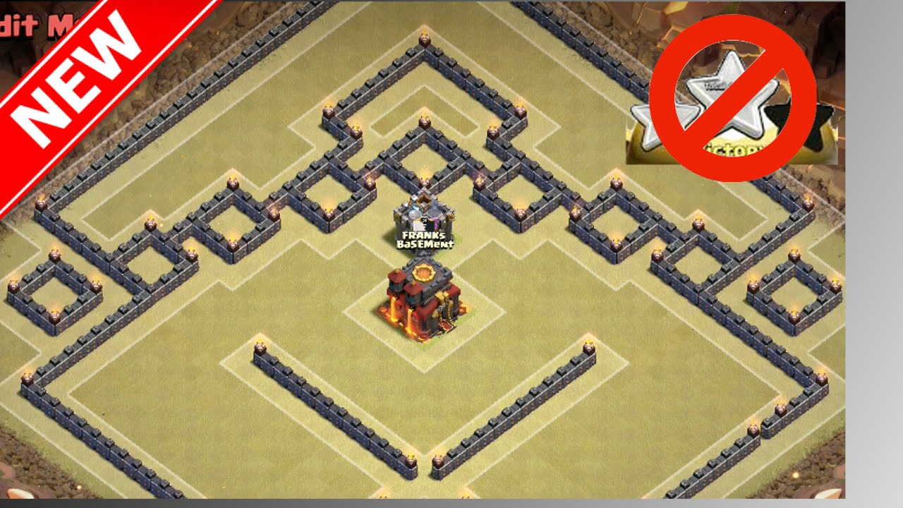 Epic th10 war base the box fence anti gowipe gowiwi amp lavaloon