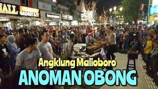 Video Angklung Malioboro - Anoman Obong   Pengamen Jogja Istimewa download MP3, 3GP, MP4, WEBM, AVI, FLV November 2017