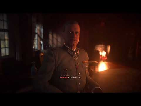 call of duty world war 2  liberation campaign mission gameplay