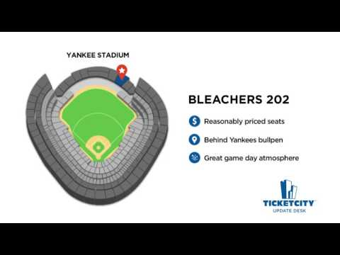 Yankee Stadium Seat Recommendations - The TicketCity Update Desk