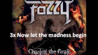 Watch Fozzy Let The Madness Begin video