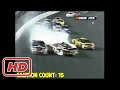 WE LOVE NASCAR | All NASCAR Crashes from 2003 Richmond (16 Cautions)