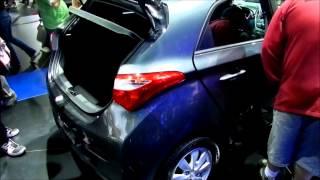 #18 Novo Hyundai HB20 2013 Salão do Automóvel 2012 Full HD