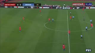 USA vs Uruguay (1-1) 11 september 2019 - Friendly match- match Highlights and Goals
