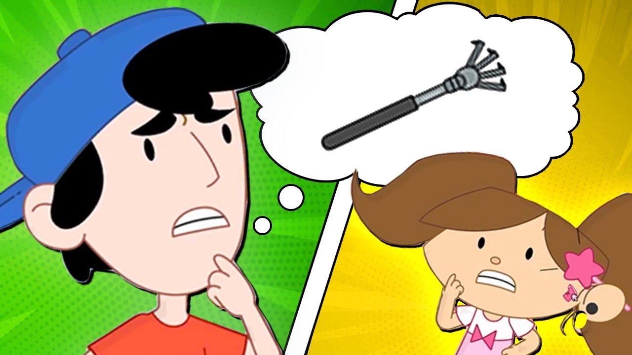 O QUE É ISSO?   As Aventuras de Mike - Episódio 13 - Animação