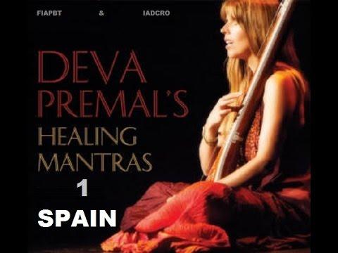 MANTRA 1 SPAIN - Deva Premal, Om Tare Tuttare (1 HOUR)