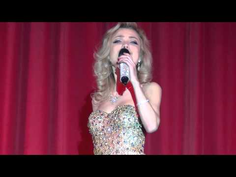 Cabaret singer entertainer; Gemma Louise Doyle