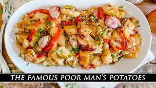 Spanish Poor Mans Potatoes  One of Spains Most Iconic Dishes