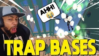 Ultimate TRAP BASE'S In Strucid... *INSANE* (Roblox Fortnite)