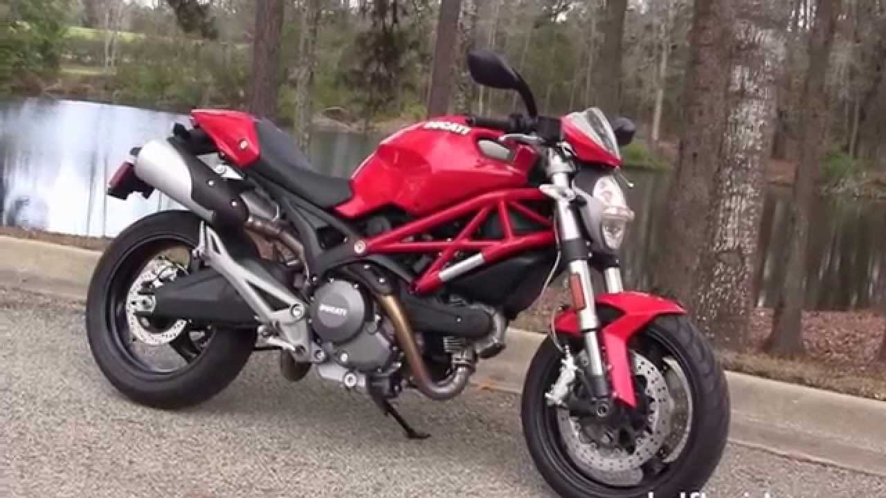 Used 2010 Ducati Monster 696 Motorcycles for sale - YouTube