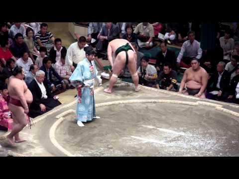 Sumo time - Tokyo Sept 2014