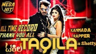 TEQUILA Re edit | DJ SHADOW | Tequila song By Chandan shetty