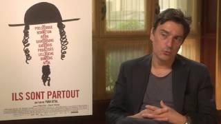 Yvan Attal et Charlotte Gainsbourg racontent leur vécu de l'antisémitisme