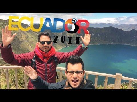 Ecuador Travels 2015