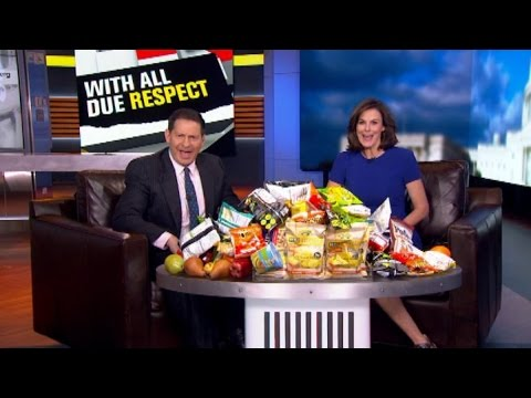 Mark Halperin and Campbell Brown Make Snacks Appear