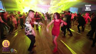 Asha & John - Salsa Social Dancing @ WARSAW SALSA FESTIVAL 2018
