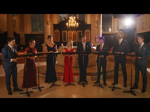 Jonathan Dove: The Three Kings - performed by VOCES8