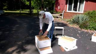 Fall Management - Arranging a Hive for Overwintering