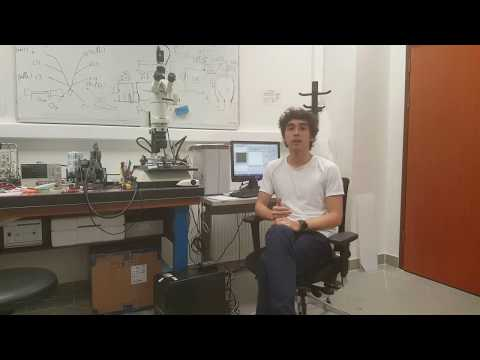 Mech 491, Koc-University, Spring 2018, Project Title: CONTROLLING A PARTICLE WITH MAGNETIC FIELD.