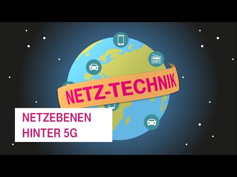 Social Media Post: Die Netzebenen hinter 5G - Netzgeschichten