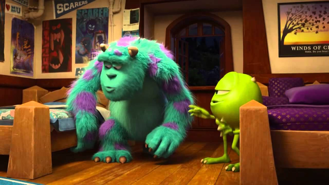 Download Monsters University - Behind the Scares Part 1