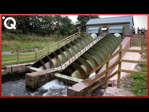 Amazing Hydropower Technologies and Hydroelectric Power Plants