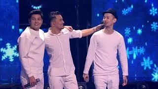 Все финалисты на финальном концерте X Factor Kazakstan 7 Сезон, 18 Эпизод