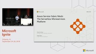 Azure Service Fabric Mesh: The serverless microservices platform - BRK2381