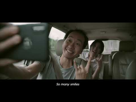 Grab encourages riders & drivers to spread positivity in 'Capturing One Million Smile' campaign
