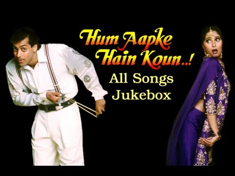 Hum Aapke Hain Koun  All Sgs Jukebox  Salman Khan & Madhuri  Superhit Old Hindi Sgs