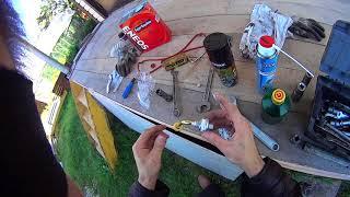 Замена датчика уровня масла, датчика давления масла, и самого масла на ВАЗ 2115