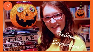 Halloween Reads: Carrie, Hannibal, Dracula & More!