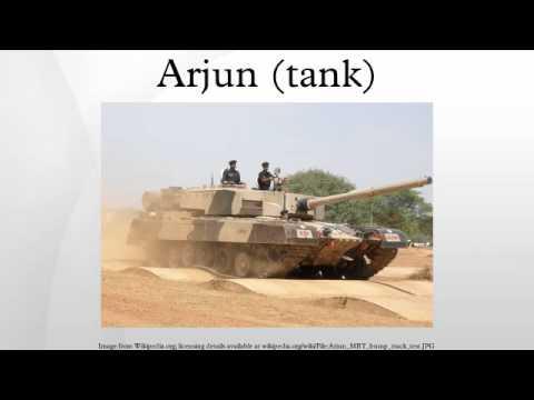 Arjun (tank)