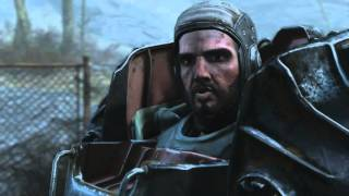 Fallout 4: Братство стали + синты !!! ( 2 силовые брони = СИЛА! ;) ) №15
