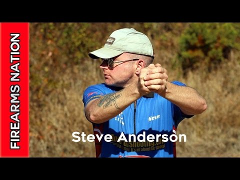 Firearms Nation Podcast 012 : Steve Anderson - The Dry Fire Guy