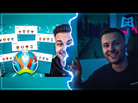 GamerBrother REAGIERT auf SEINE EM 2020 PREDICTION 🤣🤣 | GamerBrother Stream Highlights