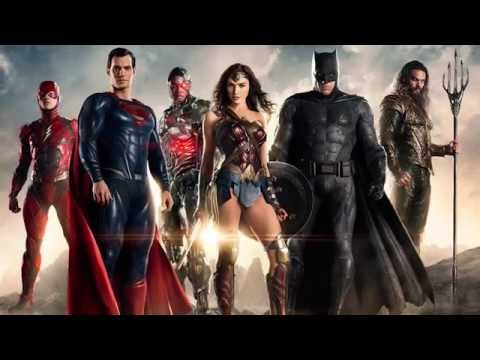 JUSTICE LEAGUE Movie TRAILER (2017)- Gal Gadot