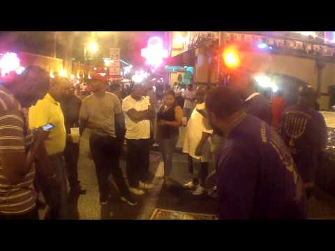 The Israelites: Dealing with Coons on Beale Street