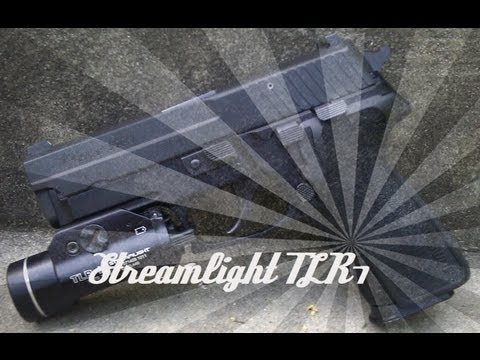 Streamlight TLR-1 Weapon Light HD Review