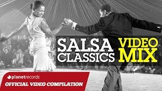 BEST OF SALSA HITS 22 SALSA CLASSICS VIDEO HIT MIX CELIA CRUZ - TITO PUENTE - OSCAR D&# ...