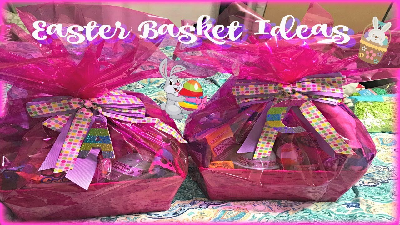 Easter basket ideas 2018 i six year old and two year old girls easter basket ideas 2018 i six year old and two year old girls negle Image collections